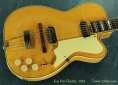 Kay Pro Electric 1952  top
