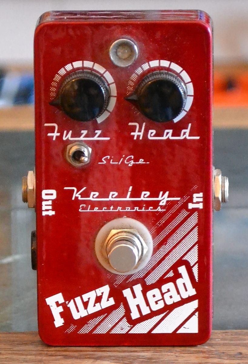 Keeley_Fuzz-Head_used