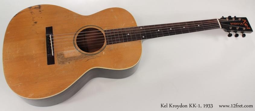 Kel Kroydon KK-1 1933 full front view