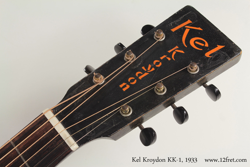 Kel Kroydon KK-1 1933 head front view