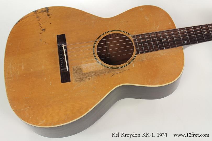 Kel Kroydon KK-1 1933 top