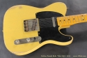 Kelton Swade Relic Tele 1953, 2013 full rear view