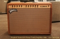 Kendrick Trainwreck Climax Combo Amplifier, 1999 Full Front View