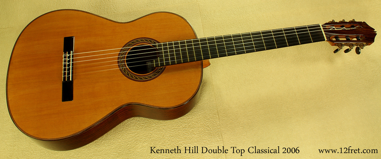 kenneth hill doubletop classical 2006 full front