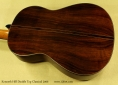kenneth hill doubletop classical 2006 back