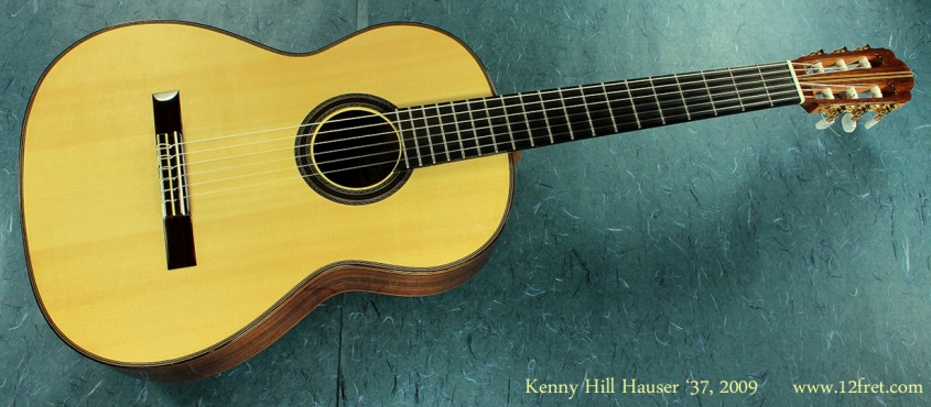 Kenny Hill Hauser '39 2009  full front