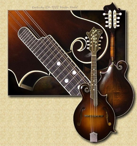Kentucky_KM-1000_mandolin