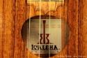 KoAloha Ukuleles label