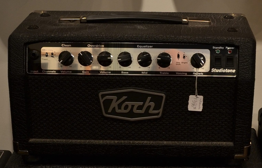 Koch_Studiotone Head