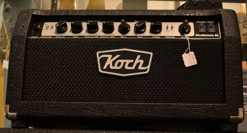 Koch_Studiotone XL Head