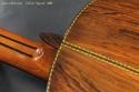 Masaru Kohno Special Classical Guitar 1988 heel detail