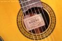 Masaru Kohno Special Classical Guitar 1988 label