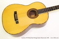 Larrivee OO Body Steel String Guitar Rosewood, 1976 Top View