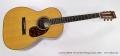 Larrivee 000-60 12 Fret Steel String Guitar, 2004 Full Front View