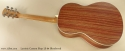 Larrivee Custom Shop LS-04 Bloodwood full rear view