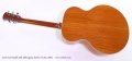 Larriveee Model J-05 Mahogany Jumbo Guitar 2002 Full Rear View