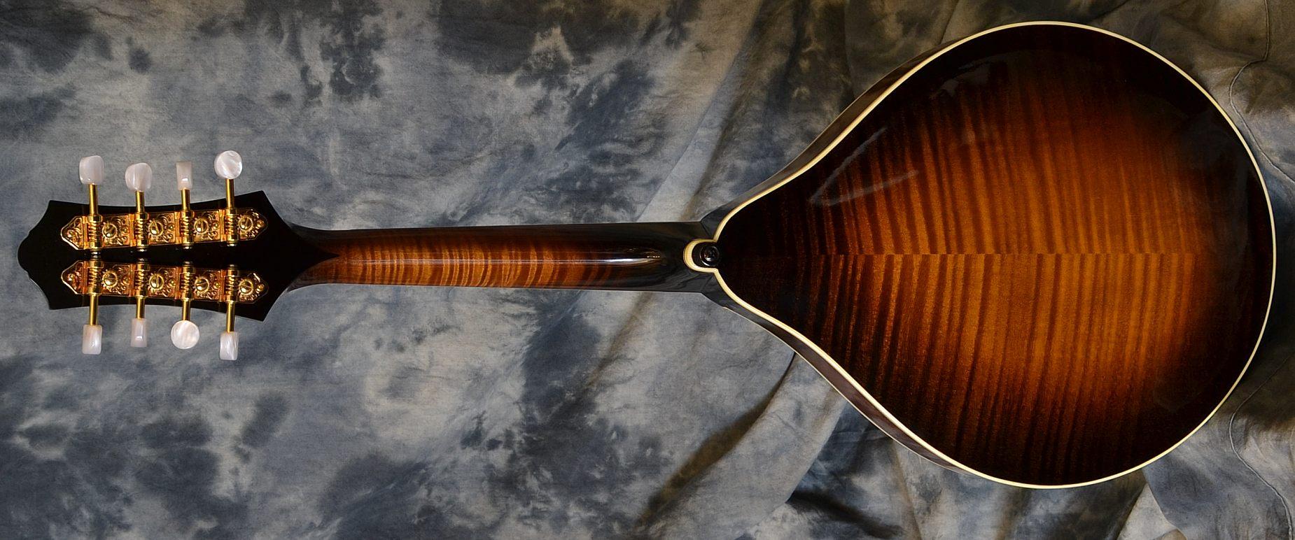 Larrivee_A33 Mandolin_back(Used)