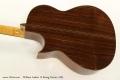 William Laskin 12-String Guitar, 1983 Back View