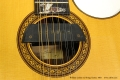 William Laskin 12-String Guitar, 1983 Label and Inlay View