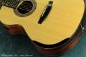 William Laskin Art Deco Guitar 2012 arm rest