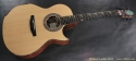 William Laskin Art Deco Guitar 2012 full front view