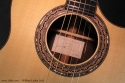 William Laskin Art Deco Guitar 2012 label