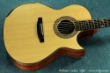 William Laskin Art Deco Guitar 2012 top