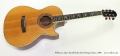 William Laskin Small Body Steel String Guitar, 1989 Full Front View