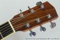 Linda Manzer Cutaway Steel String Guitar, 1980 Head Front View