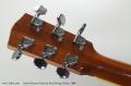 Linda Manzer Cutaway Steel String Guitar, 1980 Head Rear View