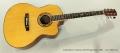 Linda Manzer Cutaway Steel String Guitar, 1980 Full Front View