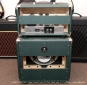 Little Walter 22 Watt Lavant Green Head with 112 Cabinet back view