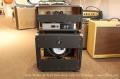 Little Walter 50 Watt Tube Amp with 1x12 Cabinet Full Rear View