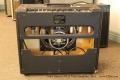 Louis Electric KR12 Tube Amplifier, 2014 Full Rear View