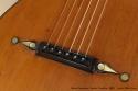 Louis Panormo Guitar 1838 bridge