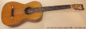 Louis Panormo Guitar 1838 full front view