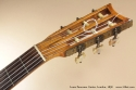 Louis Panormo Guitar 1838 head front