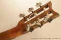 Louis Panormo Guitar 1838 head rear