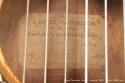 Louis Panormo Guitar 1838 label