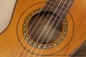 Louis Panormo Guitar 1838 rosette