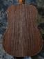 Lounsbury_Walnut Dreadnought_back detail
