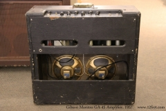 Gibson Maestro GA-45 Amplifier, 1957   Full Rear View