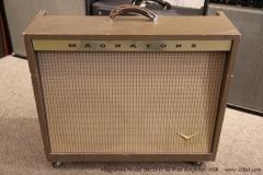Magnatone Model 260 2x12 35 Watt Amplifier, 1958  Full Front View