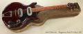 Magnatone Mark IV Guitar, 1957 Full Front View