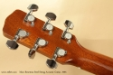 Marc Beneteau Steel String Acoustic 1993 head rear