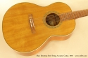Marc Beneteau Steel String Acoustic 1993 top