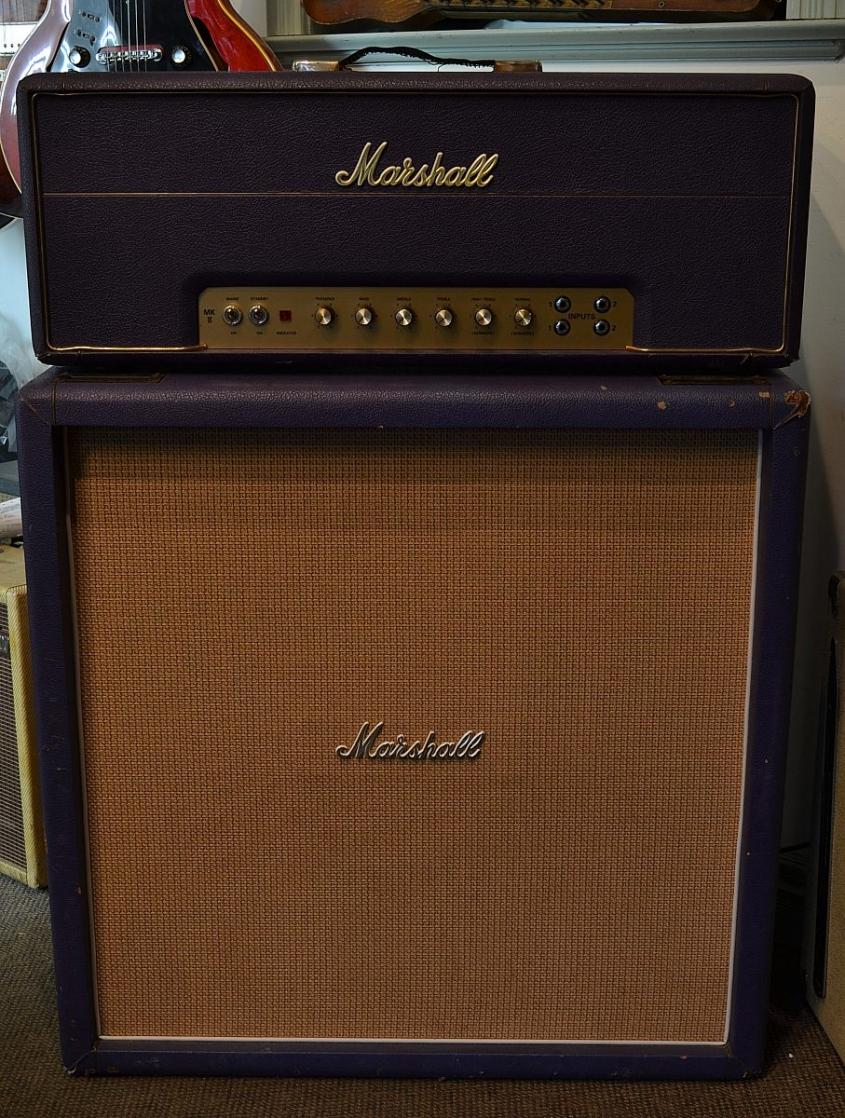 Marhsall_1959 Ltd Head and 412 cab purple(C)
