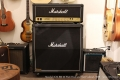 Marshal JCM 800 50 Watt Head and Slant Cabinet, 1988 Full Front View