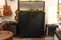 Marshal JCM 800 50 Watt Head and Slant Cabinet, 1988 Full Rear View
