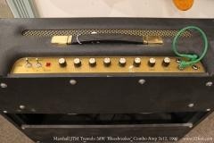 Marshall JTM Tremolo 50W 'Bluesbreaker' Combo Amp 2x12, 1990  Controls View